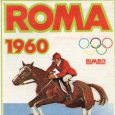 Banderines de colección: ROMA 1960 (BIMBO). Lote 52988426
