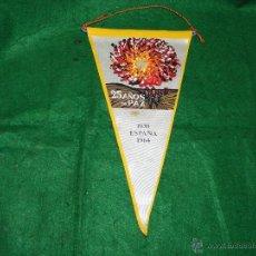 Banderines de colección: BANDERIN 25 AÑOS DE PAZ 1939 ESPAÑA 1964. Lote 53322347