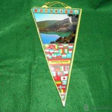 Banderines de colección: BANDERIN PANTANO DEL GENERALISIMO DE UTIEL. Lote 53324251