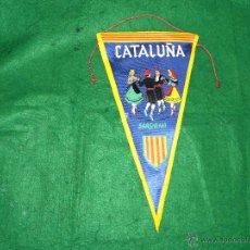 Banderines de colección: BANDERIN SARDANA CATALUÑA. Lote 53324862