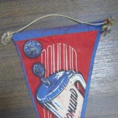 Banderines de colección: BANDERIN DOMUND. TODOS SOMOS HERMANOS.. Lote 53971717