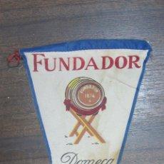 Banderines de colección: BANDERIN FUNDADOR DOMECQ.. Lote 53972040
