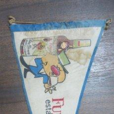 Banderines de colección: BANDERIN FUNDADOR, PEDRO DOMECQ.. Lote 53972261