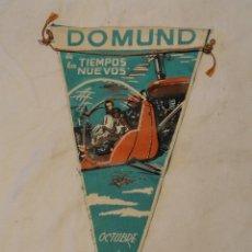Banderines de colección: BANDERIN DOMUND OCTUBRE 1964. . Lote 54433722