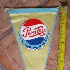 Banderines de colección: BANDERIN AÑOS 50 DE PEPSICOLA. Lote 54695191