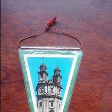 Banderines de colección: BANDERIN PONTEVEDRA. Lote 54928171