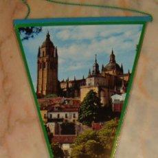 Banderines de colección: BANDERIN SEGOVIA. Lote 55104762