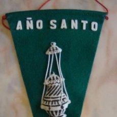 Banderines de colección: BANDERIN AÑO SANTO 1965. Lote 55129067