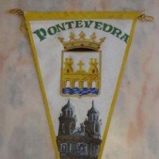 Banderines de colección: BANDERIN PONTEVEDRA. Lote 55129089