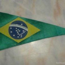 Banderines de colección: BANDERIN BRASIL. Lote 55160755