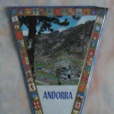 Banderines de colección: BANDERIN ANDORRA . Lote 55347819