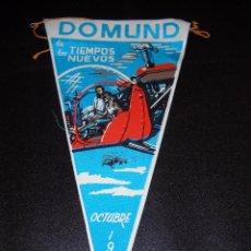 Banderines de colección: BANDERÍN DOMUND. Lote 56187589