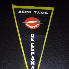 Banderines de colección: BANDERÍN AERO TAXI. Lote 56194893