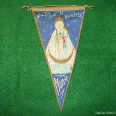 Banderines de colección: BANDERIN NTRA. SRA. DE LA FUENSANTA DE MURCIA. Lote 56510153