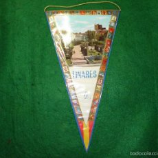 Banderines de colección: BANDERIN DE LINARES. Lote 56510726