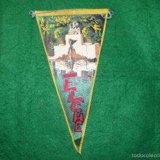 Banderines de colección: BANDERIN DE ELCHE. Lote 56510885