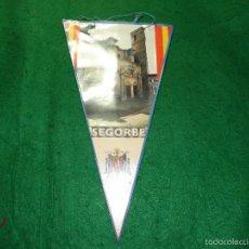 Banderines de colección: BANDERIN DE SEGORBE. Lote 56511141