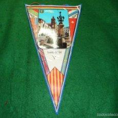 Banderines de colección: BANDERIN DE LUCENA DEL CID. Lote 56511224