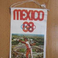 Banderines de colección: BANDERIN BIMBO OLIMPIADA MEXICO 68. Lote 57559214
