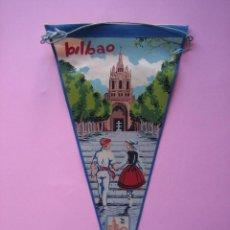 Galhardetes de coleção: BANDERIN ANTIGUO - VIZCAYA - BILBAO. Lote 58226816