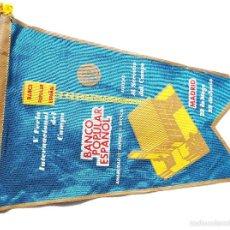 Banderines de colección: BANDERÍN - BANCO POPULAR ESPAÑOL. Lote 59983663