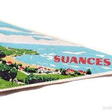 Banderines de colección: BANDERÍN - SUANCES. Lote 59984019