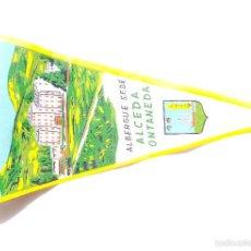 Banderines de colección: BANDERÍN - SANTANDER ALBERGUE S.F DE ALCEDA ONTANEDA. Lote 59985151