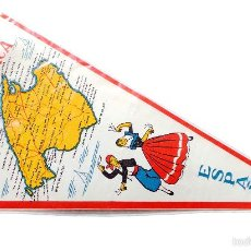 Banderines de colección: BANDERÍN - ISLA DE MALLORCA. Lote 59985631