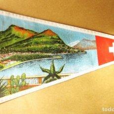 Banderines de colección: BANDERÍN DE LUGANO (SUIZA). Lote 71616071
