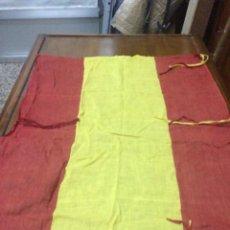 Banderines de colección: BANDERA BALCONERA ESPAÑA. Lote 74465561