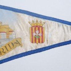 Banderines de colección: BANDERIN LERIDA. Lote 77112609