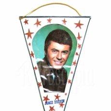 Banderines de colección: BANDERIN DE JAMES DARREN AÑOS 60 OSCAR. Lote 78606093
