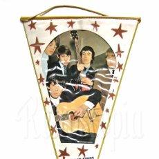 Banderines de colección: BANDERIN DE LOS ROLLING / THE ROLLING STONES AÑOS 60 OSCAR. Lote 89432222