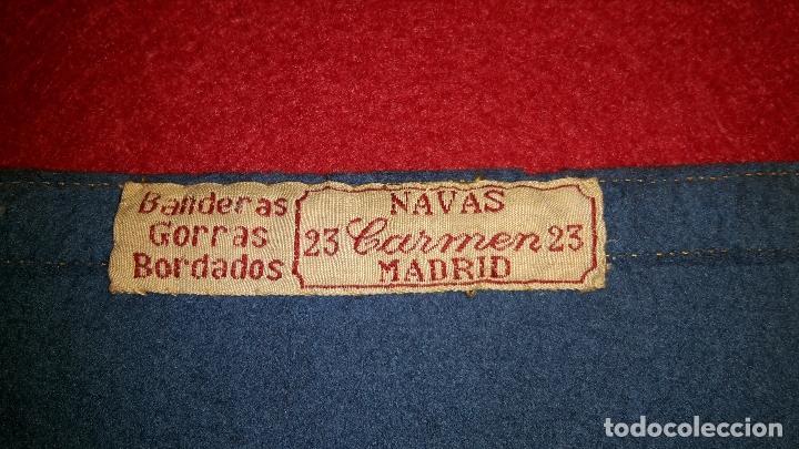 Banderines de colección: Antiguo banderín giralda - Foto 2 - 88645948