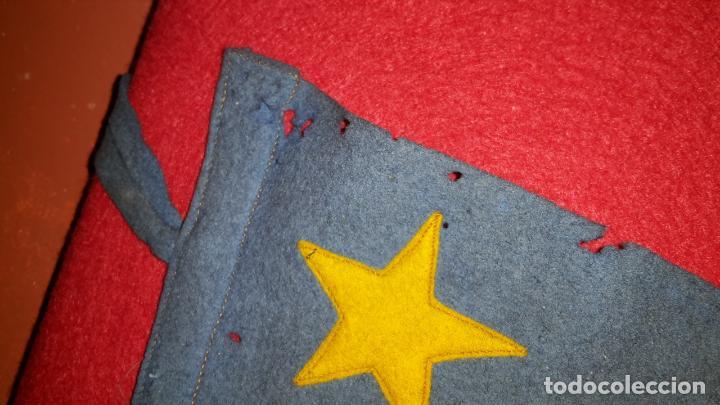 Banderines de colección: Antiguo banderín giralda - Foto 3 - 88645948