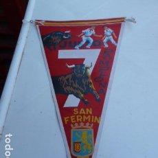 Banderines de colección: BANDERIN DE SAN FERMIN. Lote 91334220