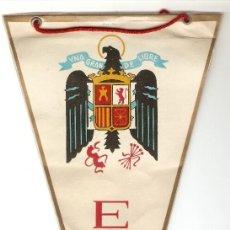 Banderines de colección: ESPAÑA, ORGAÑA, ORIGINAL ANTIGUO EN BUEN ESTADO, MUY BONITO. Lote 91719660