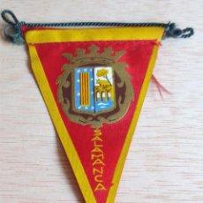 Banderines de colección: MINI BANDERIN TURISTICO SALAMANCA. AÑOS 60.. Lote 93862740
