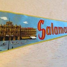 Banderines de colección: BANDERIN TURISTICO SALAMANCA. AÑOS 60.. Lote 93938865
