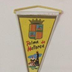 Banderines de colección: BANDERIN MALLORCA 14X7CM. Lote 95848544