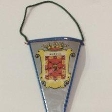 Banderines de colección: BANDERÍN MURCIA 17X7CM. Lote 95848622