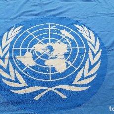 Banderines de colección: BANDERA NACIONES UNIDAS .UNITED NATIONS FLAG. Lote 96261691
