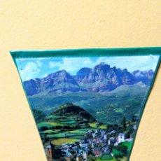 Banderines de colección: BANDERIN PANTICOSA PIRINEO ARAGONÉS. Lote 101223770