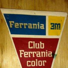 Banderines de colección: BANDERIN FERRANIA. Lote 101235383