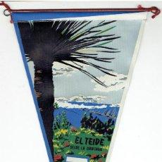 Banderines de colección: BANDERIN , TENERIFE. Lote 105876295