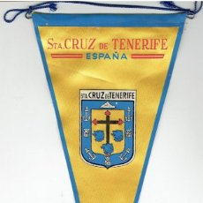 Banderines de colección: BANDERIN, STA. CRUZ DE TENERIFE. Lote 105876455
