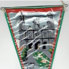 Banderines de colección: BANDERIN, LAS PALMAS . Lote 105876935