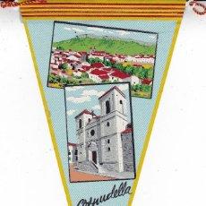 Banderines de colección: BANDERÍN CORNUDELLA TARRAGONA AÑOS 60. Lote 110176639