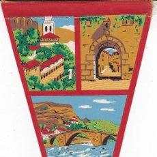 Banderines de colección: BANDERÍN GRAUS AÑOS 60 . Lote 110667807