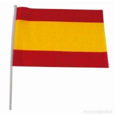 Banderines de colección: BANDERINES DE ESPAÑA BANDERAS ESPAÑOLAS 12 DE OCTUBRE DIA DE LA HISPANIDAD GUIRNALDA BANDERITA SPAIN. Lote 110839455
